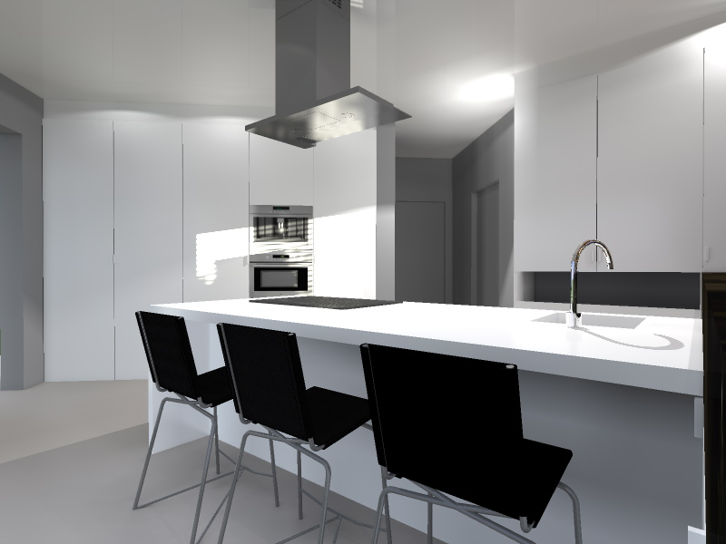 Sofie christiaens interieurarchitectuur lendelede - D co keuken ...